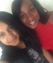 Itiesha Chester single foster carer aged just 26
