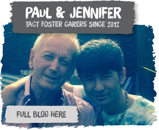Paul & Jennifer have been fostering refugees since 2012