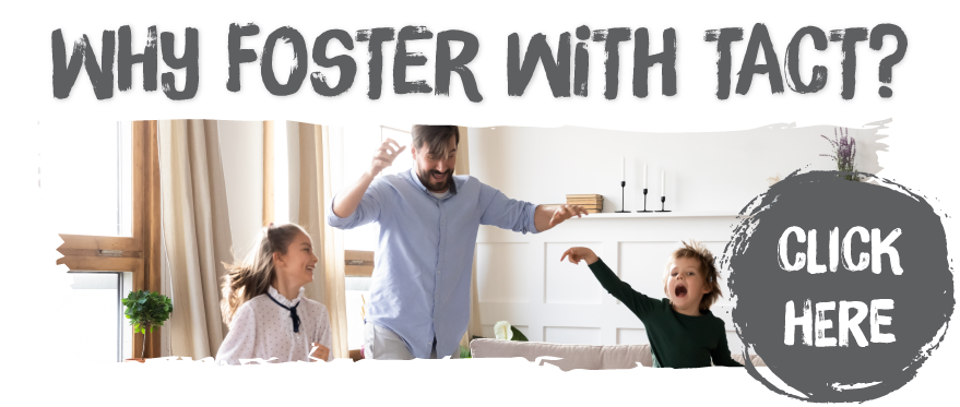 Fostering children can be uplifting