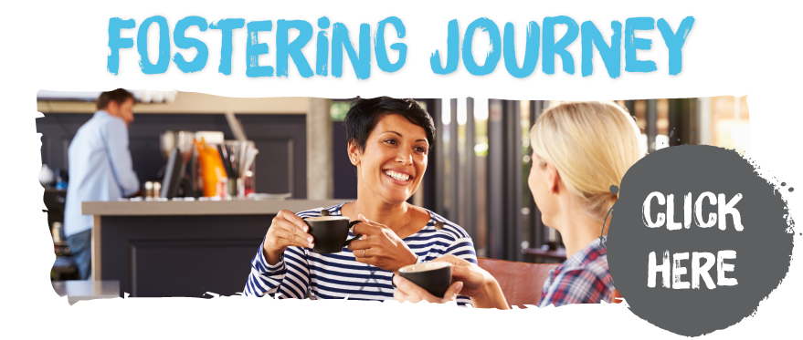What is the foster carer journey?
